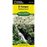 El Yunque National Forest (National Geographic Trails Illustrated Map, 790)