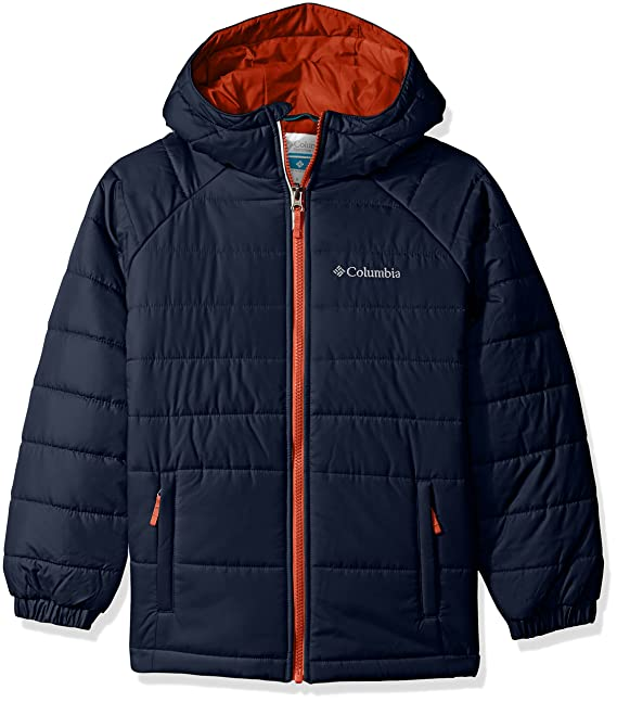 Amazon.com: Columbia Boys' Tree Time Puffer Jacket: Clothing