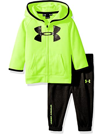 362605e461ec Under Armour Boys  Active Hoodie and Pant Set