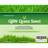1 kg Grass Seed Covers 35 sqm - Premium Quality Seed - Fast Growing - Hard Wearing Lawn Seed - Tailored to UK Climate - Trademark Registered - 100% Refund