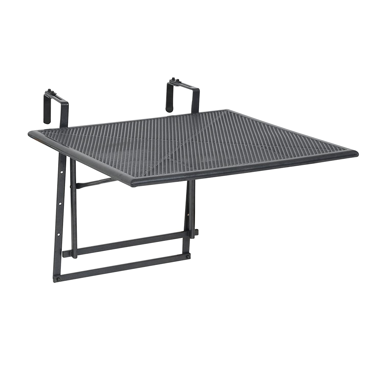 Relaxdays Table D Appoint Blanche Angle Lot De 2 Bois Et Metal