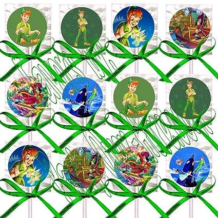 Amazon Com Peter Pan Party Favors Supplies Decorations Lollipops