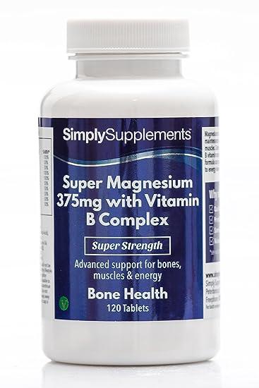 super magnesium 375 mg