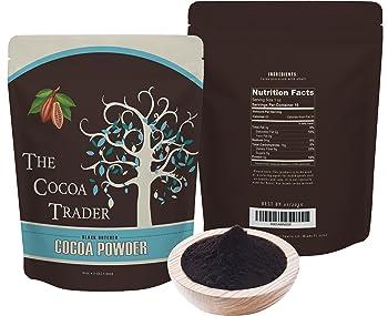 The Cocoa Trader Black Cocoa Powder
