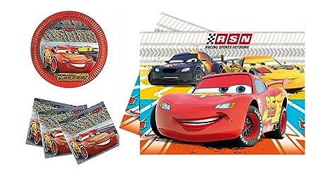 Disney Cars - Niños Fiesta/Cumpleaños/Fiesta temática Cars ...