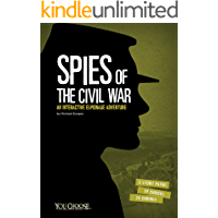 Spies of the Civil War (You Choose: Spies)