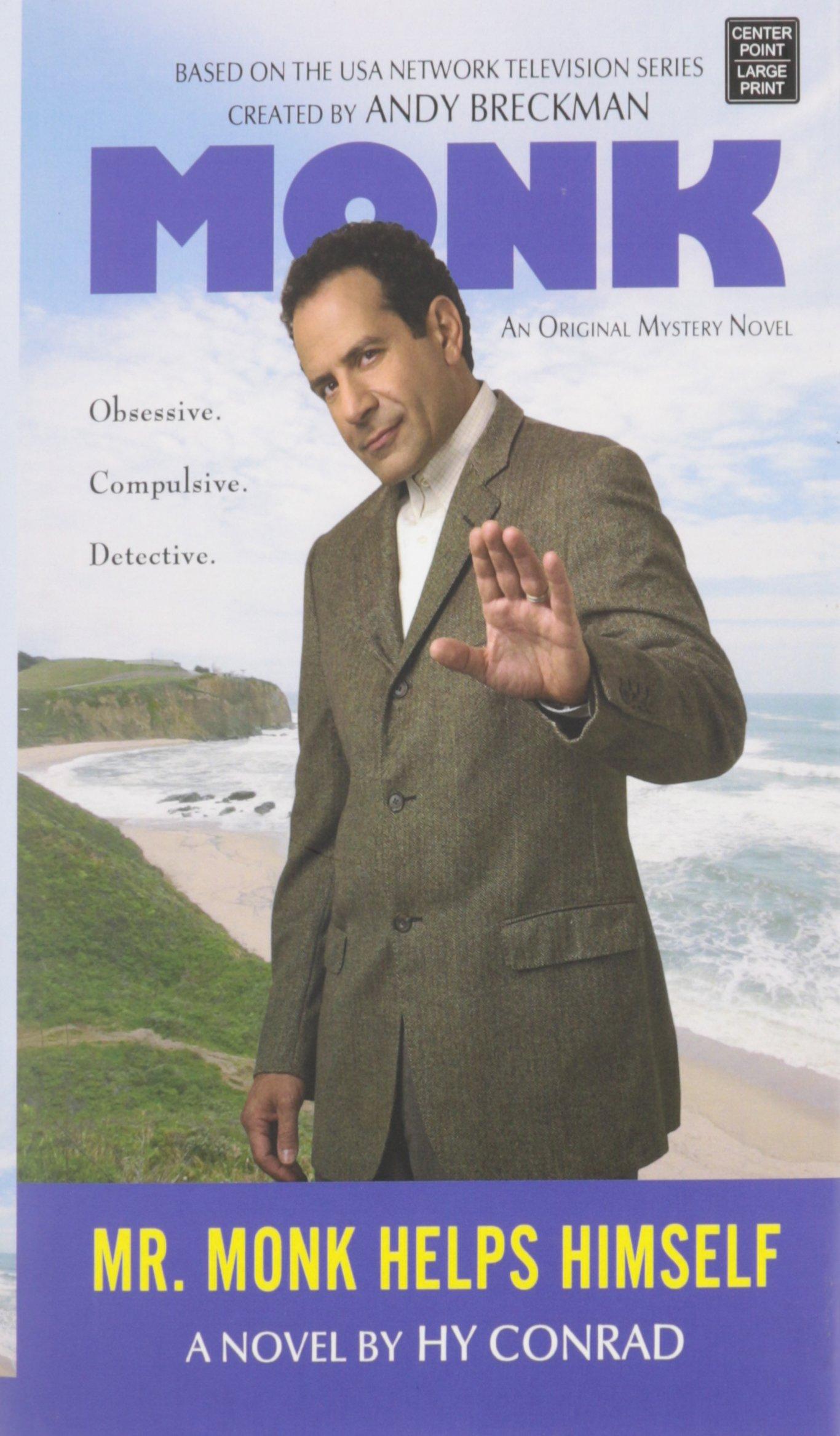 Mr. Monk Helps Himself PDF