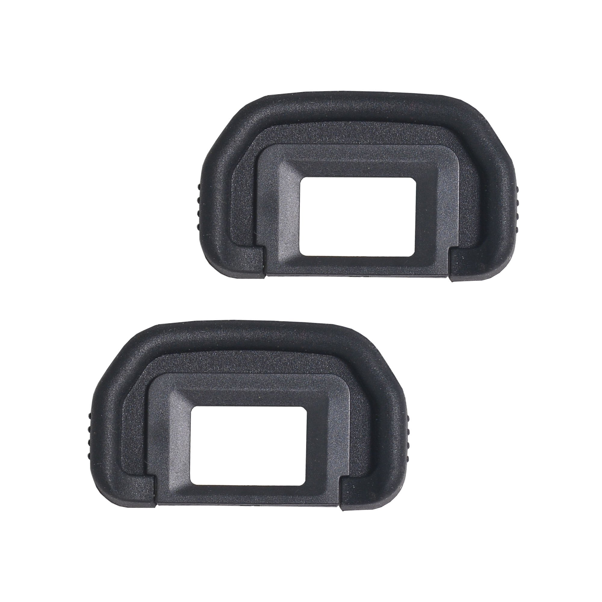 Bestshoot [2 Pack] EF Viewfinder Eyepiece Eyecup Eye Cup Rubbe Compatible with Canon EOS 1100D 600D 550D 500D 450D 400D 350D 300D T6s T6i T6 T5i T5 T4i T3i T3 T2i XTi XSi XS DSLR Cameras