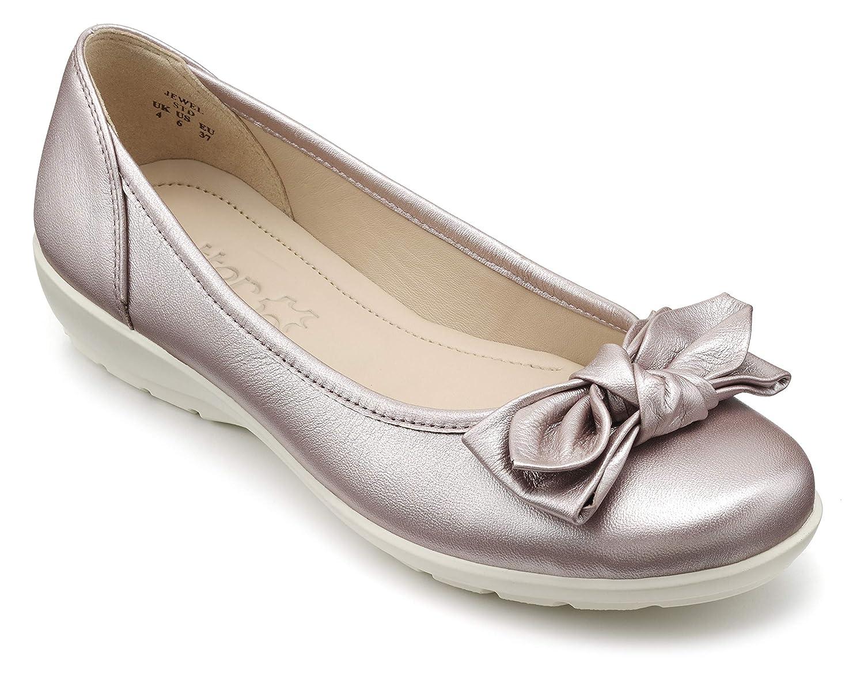 2d0c38104dba Hotter Women s Jewel Ballet Flats  Amazon.co.uk  Shoes   Bags