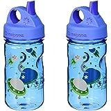 Nalgene Tritan Grip-N-Gulp Kids Water Bottle