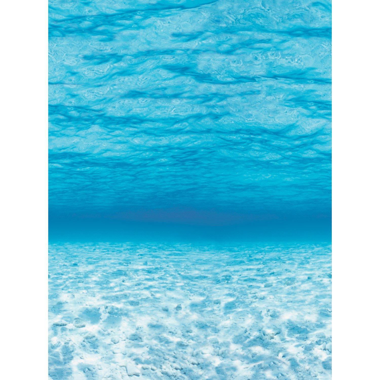 Pacon 56525色あせないが、掲示板紙の下で海酸を含まない48×50のR1のデザイン B000NNALUI  Under the Sea