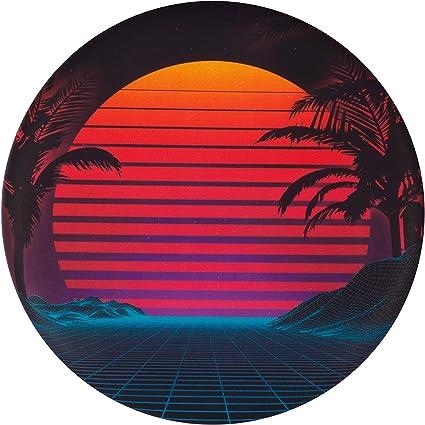 OS Sunset Waboba Unisex Wingman Silicone Disc