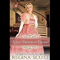 Never Borrow a Baronet (Fortune's Brides Book 2)