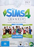 THE SIMS 4 BUNDLE PACK (Parenthood, Vintage Glamour Stuff, Bowling Night Stuff)