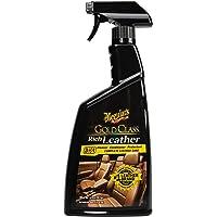 MEGUIAR'S G10924SP Gold Class Rich Leather Spray, 24 Fluid Ounces
