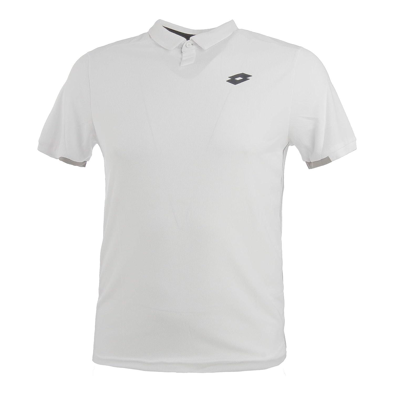 Lotto Men Tennis Teams Pl Polo S: Amazon.es: Deportes y aire libre