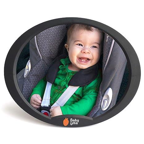 Espejo Retrovisor Bebe Baby Uma Echale Un Ojo A Tu Pequenin