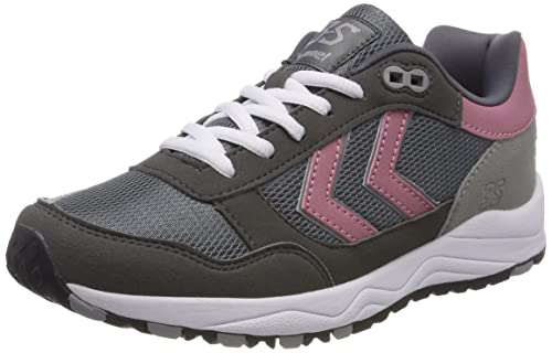 30c3dd7a3cd6ec Hummel Adults  3-s Sport Trainers Blue  Amazon.co.uk  Shoes   Bags