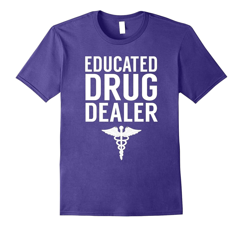 shirt meet the drug dealer