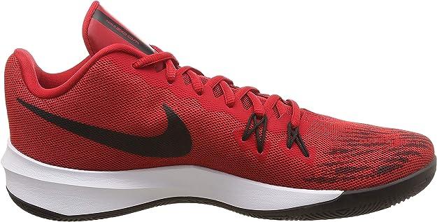 Fácil de suceder Visión general mago  Nike Tenis Zoom Evidence II Rojo Negro Blanco Talla 25.5: Amazon.com.mx:  Ropa, Zapatos y Accesorios