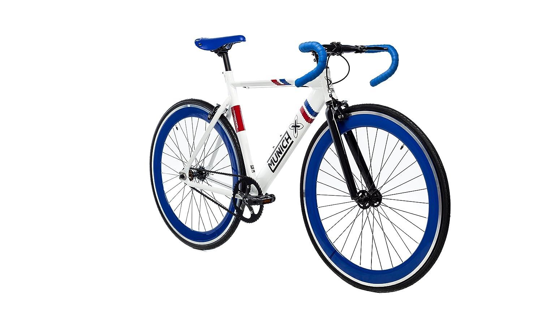 Moma Bikes Bicicleta Fixie Urbana, Fixie MUNICH SPORT RETRO , Full Alu (Varias Tallas): Amazon.es: Deportes y aire libre