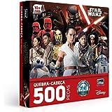 Quebra Cabeça 500 Peças - Star Wars Ix - Ascensão Skywalker, Toyster