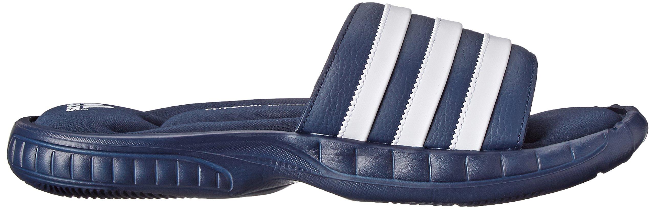 aecbbbcf32c1 adidas Performance Men s Superstar 3G Slide Sandal