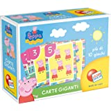 Liscianigiochi 40599 - Peppa Pig Carte Giganti