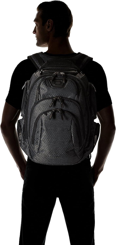 Ogio Gambit BackPack Graphite Tapones para los o/ídos 5 centimeters Negro Black