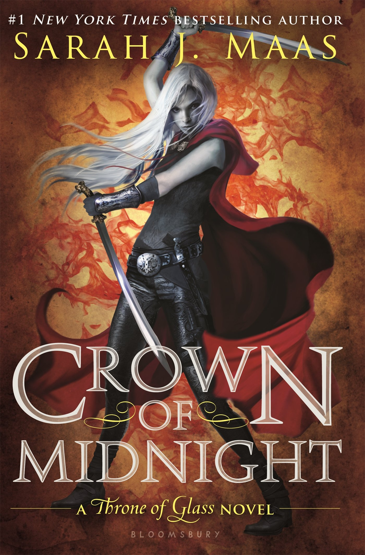 Crown of Midnight (Throne of Glass, Band 2): Amazon.de: Maas ...