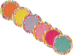Teacher Created Resources Tropical Punch Mini Accents, Pack of 36