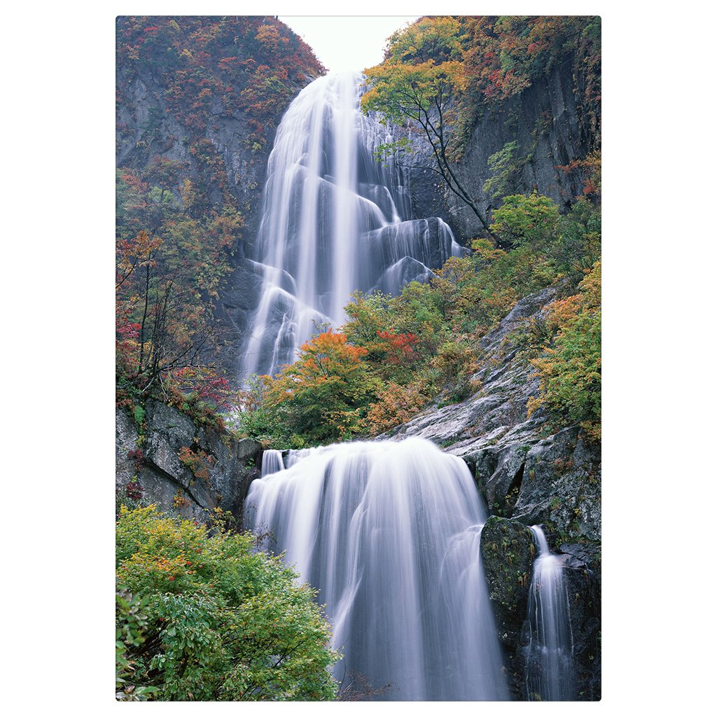 Homyl 3D Waterproof Tapestry - Wall Hanging Decorative Mural Home Decoration 150x130cm - #3 Waterfall