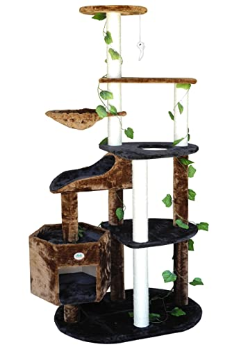Go-Pet-Club-Cat-Tree-74-Inch