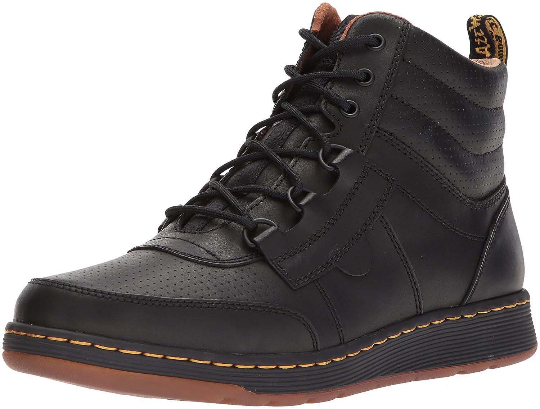 Dr. Martens Men's Derry Black Temperley Chukka Boot B01N1X8G9B 11 Medium UK (12 US)|Black Temperley