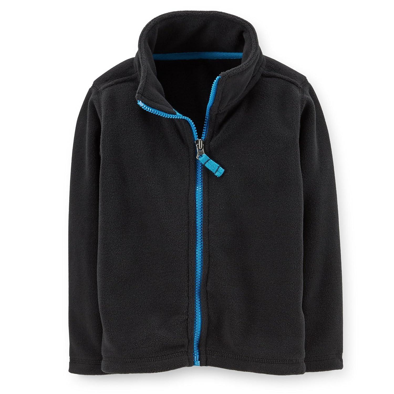 Carter's Baby Boys' Microfleece Zip-Front Jacket