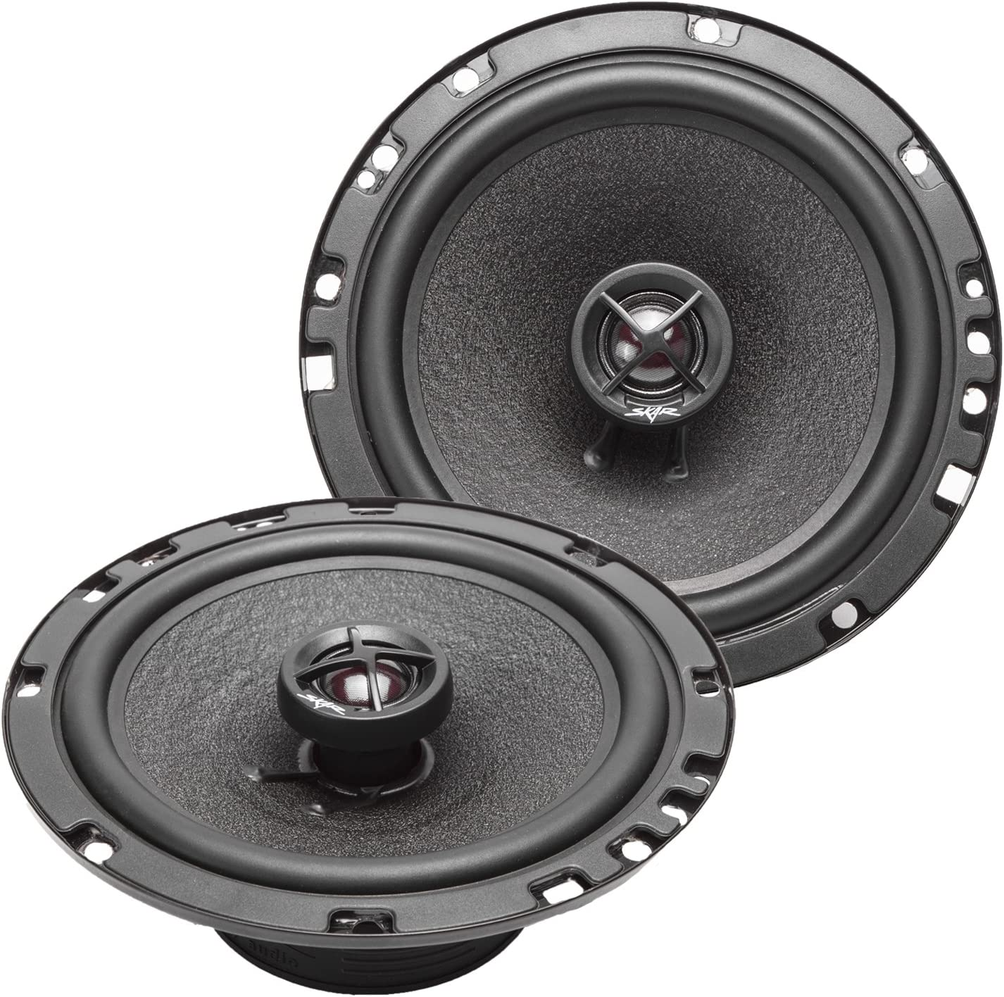 Skar Audio SK-T 1-Inch 160 Watt Max Power Neodymium Silk Dome Tweeters Pair