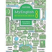 Oxford MyEnglish 8 for WA Curriculum Student book + obook assess + Upskill