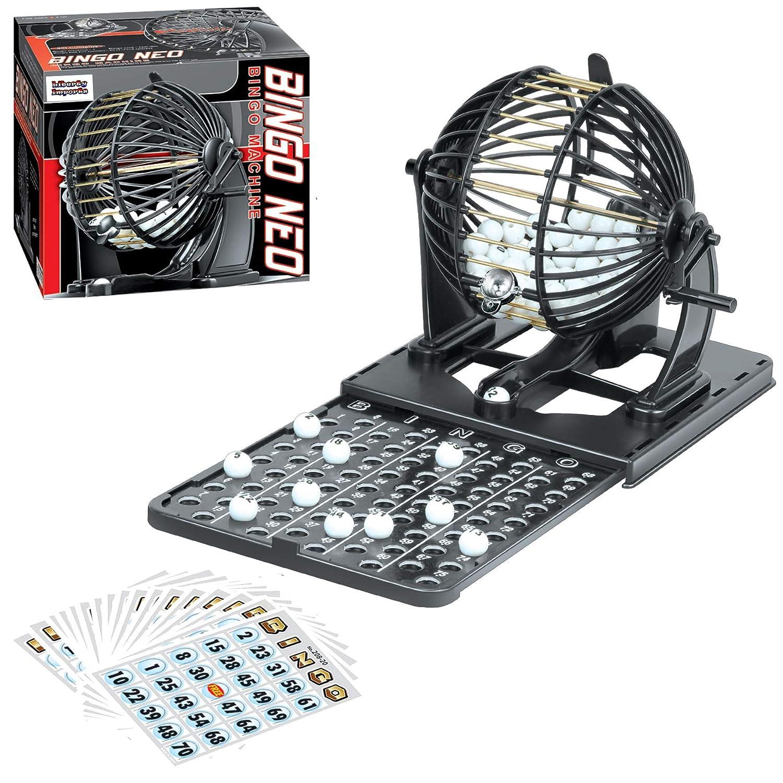 配送員設置 Bingo With Machine (classic) Cage Game Set With Bingo Balls (classic) B00P01OLY0, 白石町:8f63675f --- vietnox.com