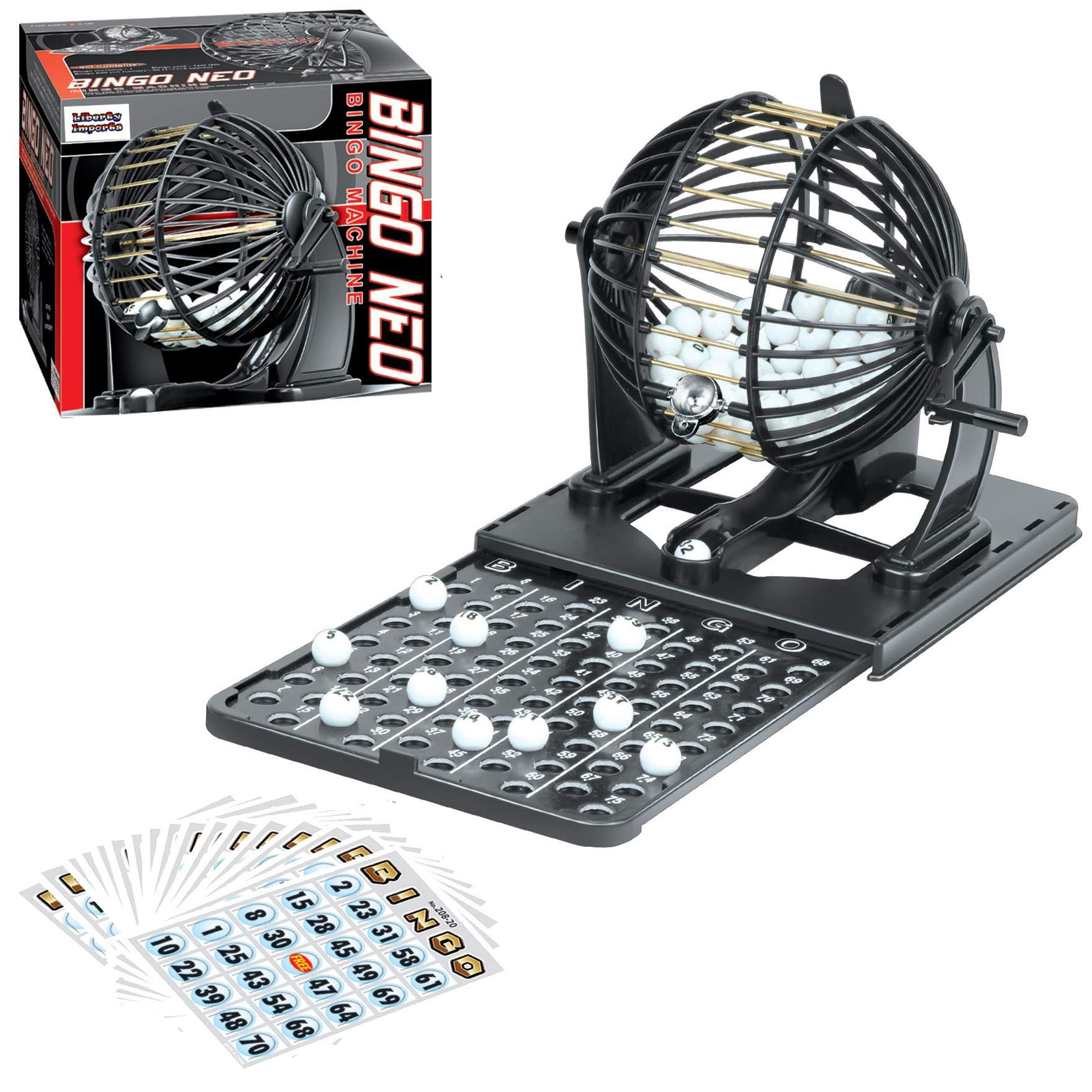 "Pack of 81 Royal Bingo Supplies Pocket 3.5/"" x 2.5/"" Bingo Calling Cards"