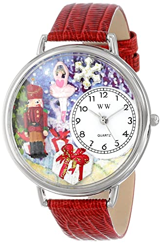 Amazon.com: Whimsical Watches u1220010 Cascanueces de ...