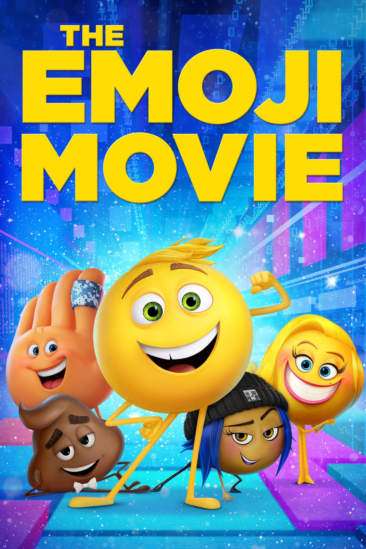The Emoji Movie (4K UHD)