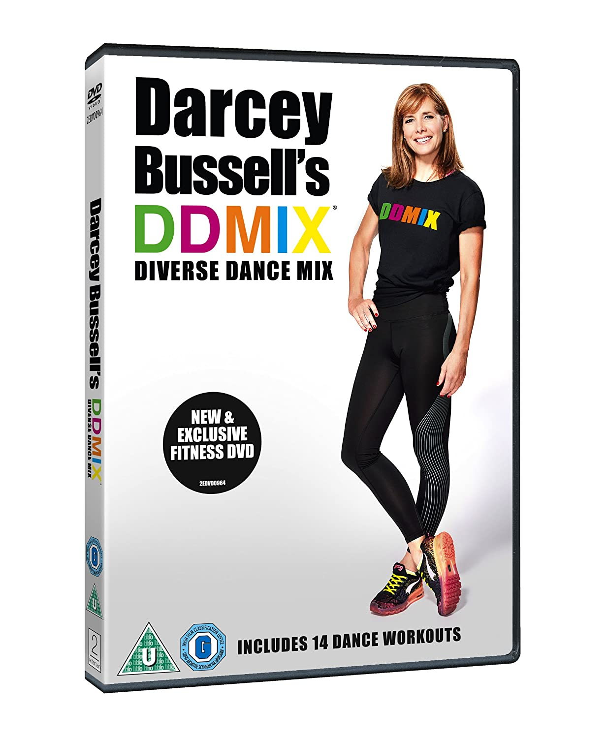 d5179e952 Darcey Bussell Diverse Dance Mix  DVD   Amazon.co.uk  Darcey Bussell ...