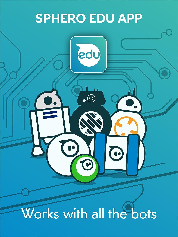 Amazon.com: Sphero SPRK+ STEAM Educational Robot: Cell Phones ...