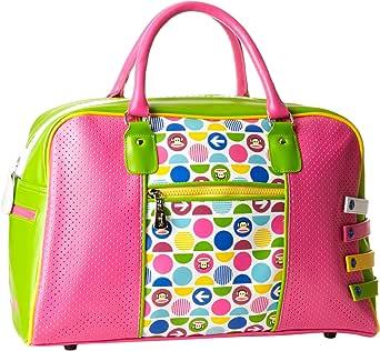 FAB Starpoint Big Girls' Paul Frank Junior International Agent Duffle Bag