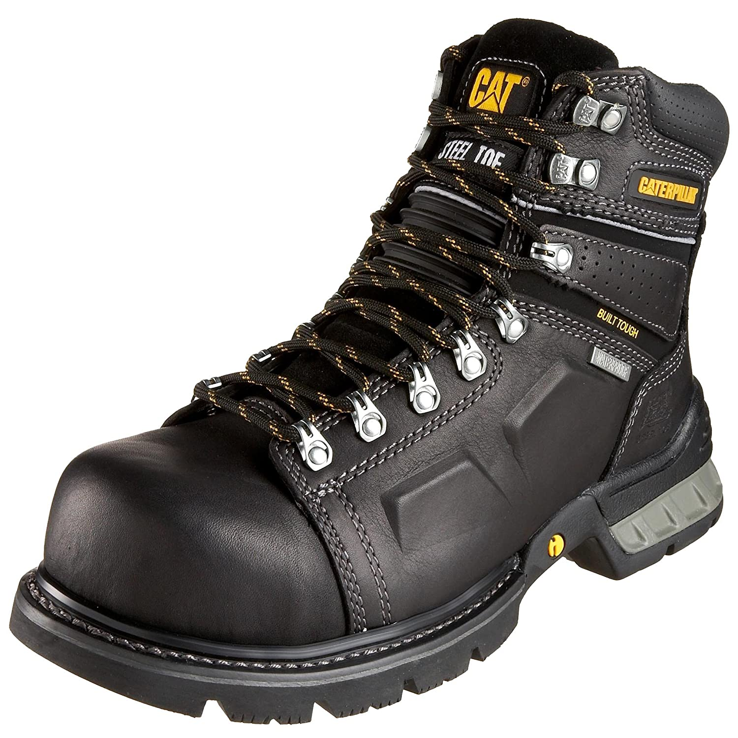 Cat Work Boots For Men - Yu Boots