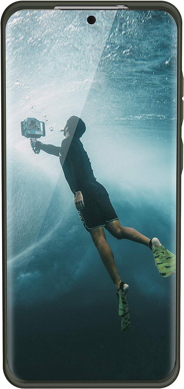 - Transparente Urban Armor Gear Plyo Funda Samsung Galaxy S20 Plus Carcasa Protector Case 6.7 Compatible con Carga Inal/ámbrica, Ultra Resistente Slim Cover