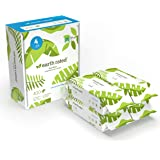 Earth Rated Dog Wipes, Plant-based, Compostable Wipes for Dogs, USDA-Certified 99% Biobased, Hypoallergenic, 8x8…