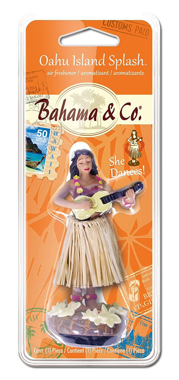 Bahama & Co. E301520400 Hula Girl, Oahu Island Splash E300860500