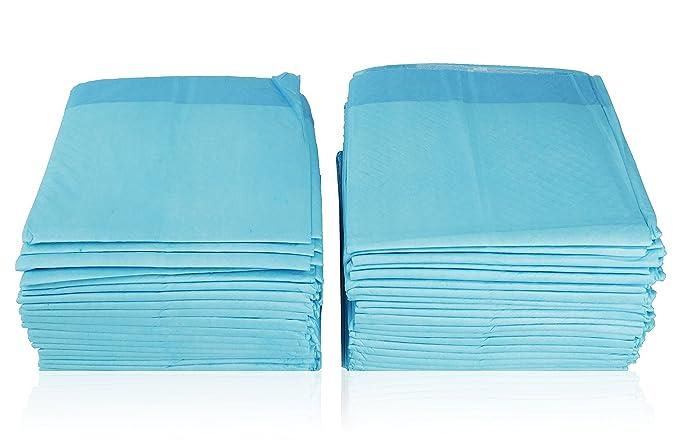 REMEDIES - Empapadores desechables para incontinencia - Empapadores super-absorbentes, 60 X 90 cm, 45 Gram, 150 unidades - 3 bolsas de 50: Amazon.es: Salud ...