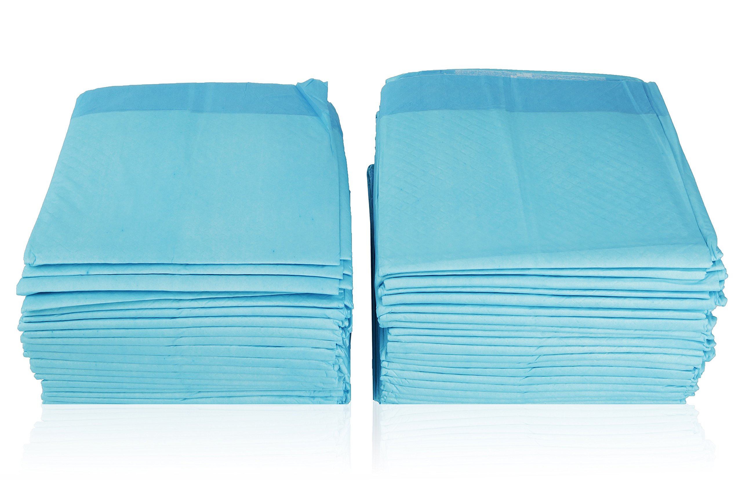 REMEDIES Disposable Underpad 150 Count Soft Fluff Fill (3 Packs of 50), 23'' X 36'', 45g by REMEDIES (Image #3)